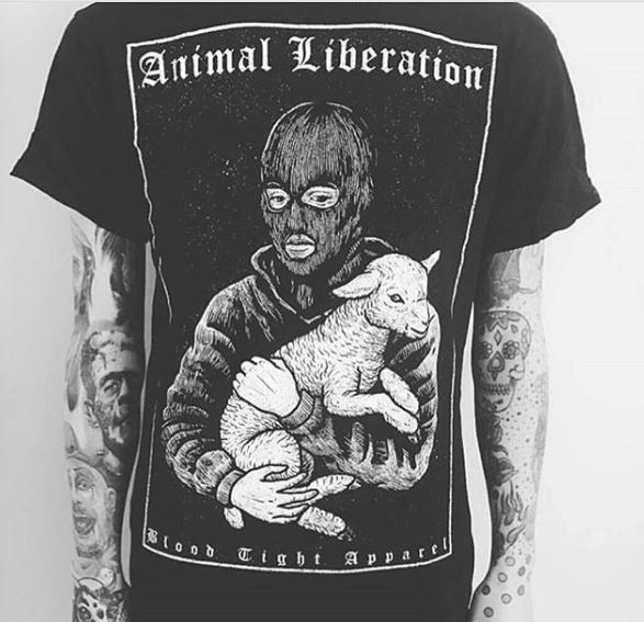Givré Beast T-shirt Monsieur Bête enfants et adultes avant et arrière