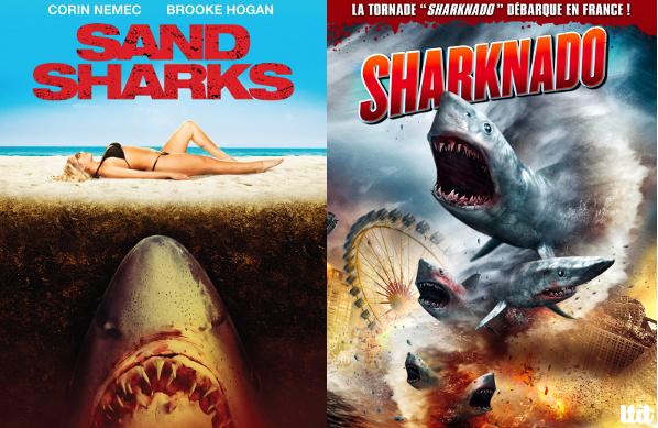 Les films d'horreur prenant comme prétexte les requins