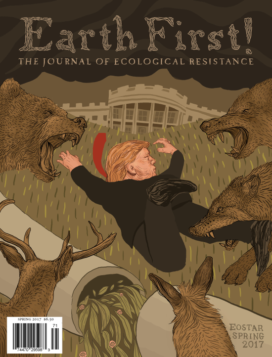 Donald Trump déclare la guerre à la Nature