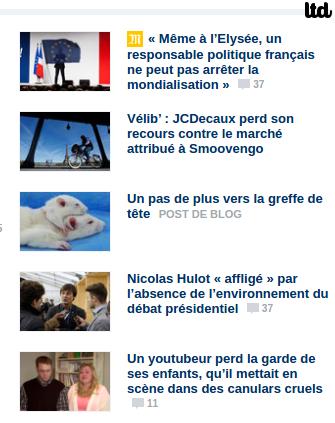 """Le Monde fait l'éloge de l'expérimentation animale avec la """"greffe de tête"""""""