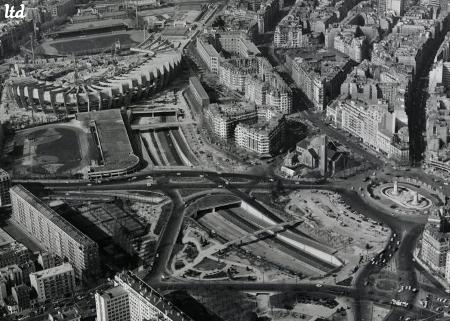 Les 40 ans du p riph rique parisien - Plan du peripherique parisien les portes ...