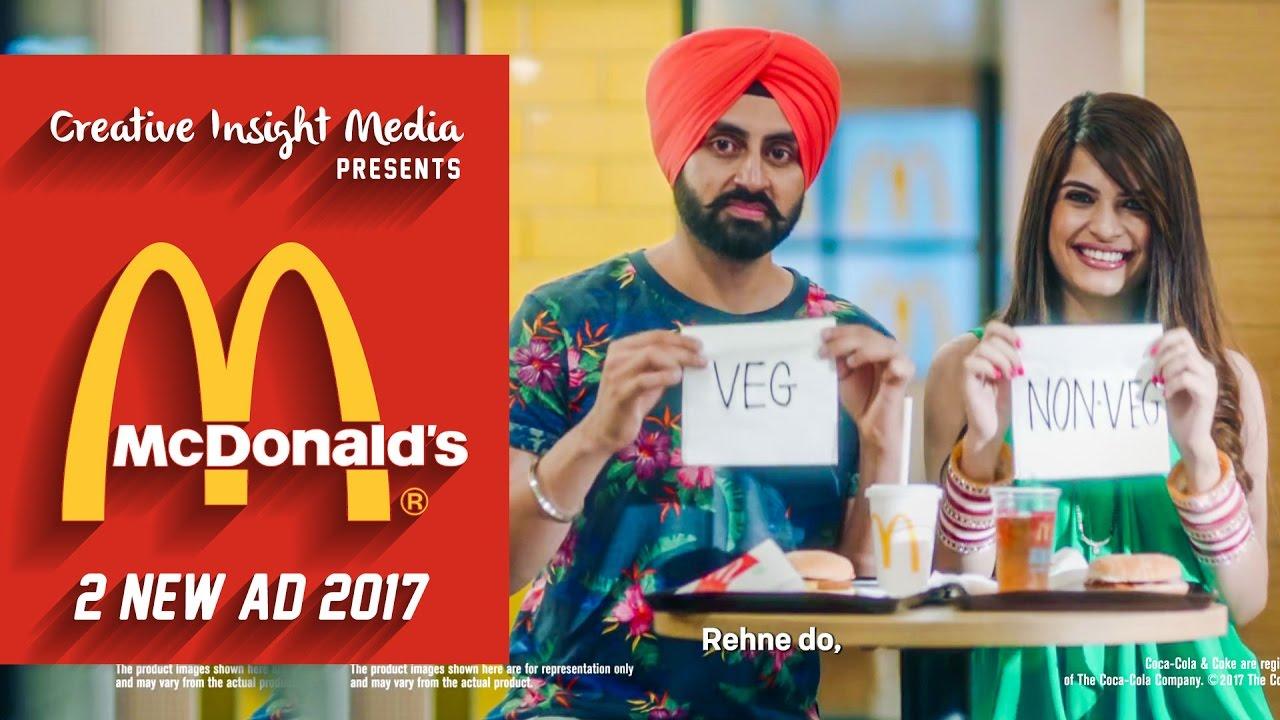 """Aucun compromis avec McDonald's, burger """"veggie"""" ou pas"""