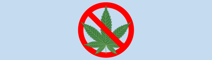 Non au cannabis