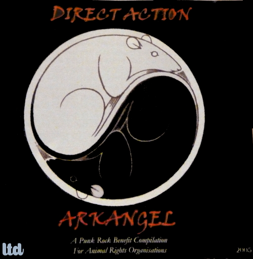 """Direct Action Animal Rights"", ""Direct Action - Arkangel"""