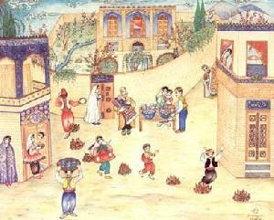 Norouz, le nouvel an persan