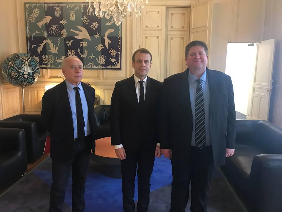 Emmanuel Macron se réaffirme comme en faveur de la chasse, y compris à cour