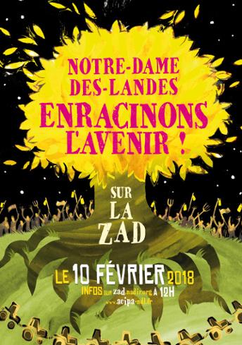 Notre-Dame-des-Landes :  le triptyque rustique - petite propriété – petite exploitation animale