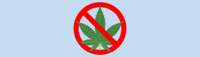 Non au cannabis
