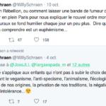 Willy Schraen annonce la chasse au véganisme